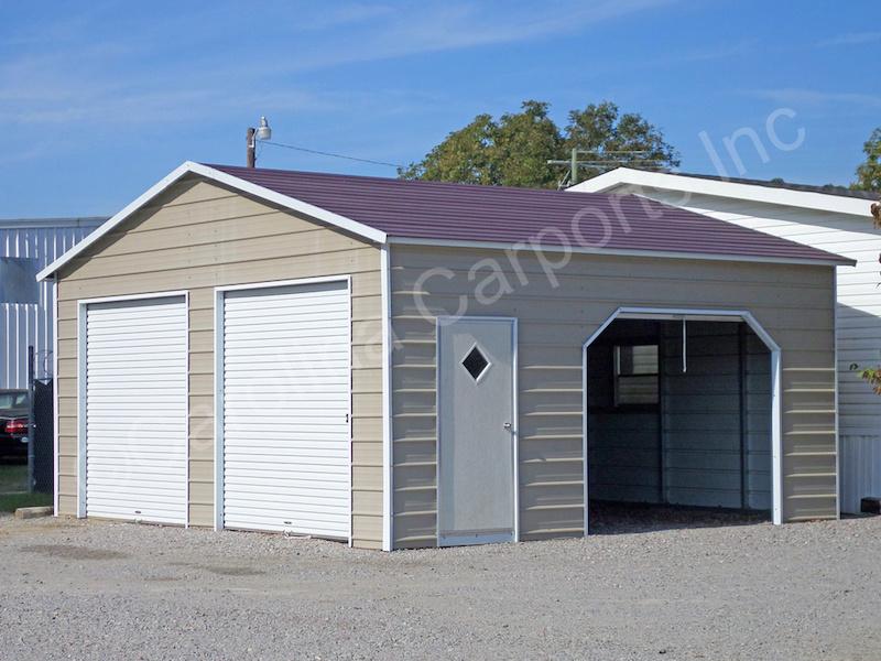 Three Garage Doors-387