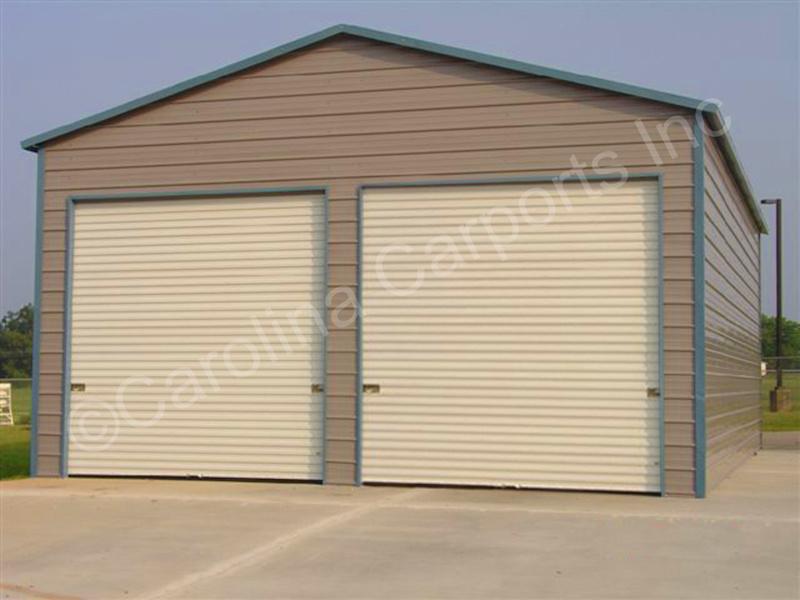 Two Garage Doors-388