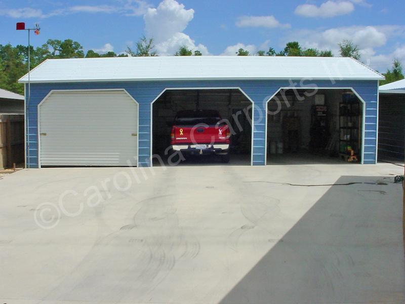 Three Garage Doors-391