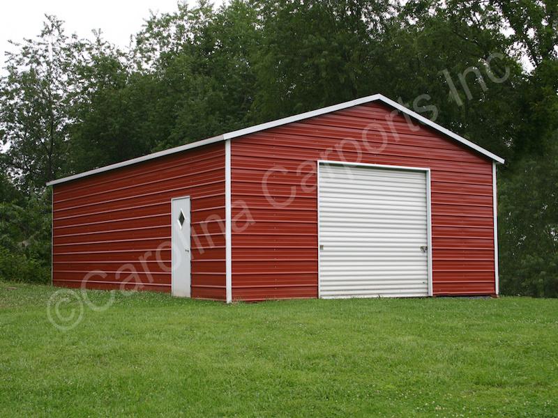 Walk-In-Door and Garage Door-393