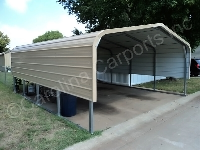Regular Roof Carport with One Panel-267