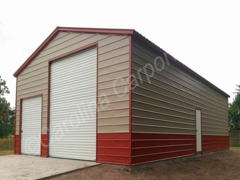 Two Tone Fully Enclosed